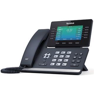 Yealink Telefonia TELEFONO IP POE PANTALLA T54W