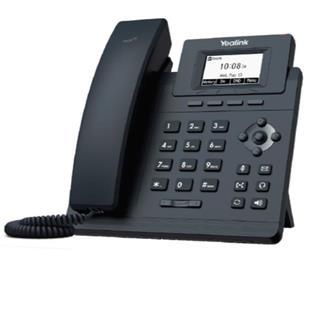 Teléfono Yealink T30P 1 cuenta SIP POE