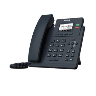 Yealink Telefonia TELEFONO T31G 2 CUENTAS SIP POE