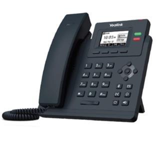 Teléfono Yealink T31P 2 cuentas SIP POE
