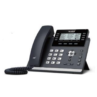Teléfono Yealink T43U 12 cuentas SIP POE