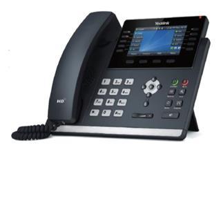 Teléfono Yealink T46U 16 cuentas SIP POE