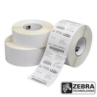 Zebra ETICH.IN CARTA 100 X 150MM  CONF.4