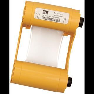 Zebra ix Series YMCKO - 1 - color (cian. magenta. amarillo. negro resina. recubrimiento transparente) - cinta de impresión (color)