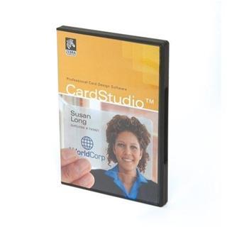 Zebra SOFTWARE CARD STUDIO CLASSIC