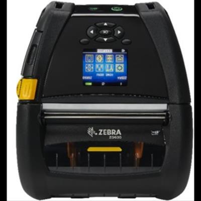 """ZEBRA ZQ630 Impresora portátil de etiquetas de 4"""" ..."""