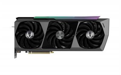 Zotac GAMING GeForce RTX 3090 AMP Extreme Holo ...